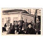 Советские военнопленные (ХИВИ) за работой (оригинал)