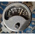 Вольтметр 250V, 400Hz (ВЗЭП)
