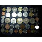 Коллекция - 40 монет Флора БЕЗ ПОВТОРОВ !!!