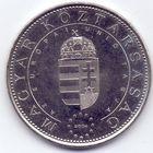 Венгрия, 50 форинтов 2004 года. Выпуск в честь вступления Венгрии в ЕС.