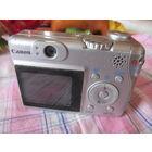 Фотоаппарат цифровой на запчасти