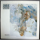 "Charlie Parker with The Orchestra ""One Night in Washington"" LP 1982"