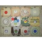 Пластинки 50-60-х годов 12 шт. н1