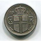 ИСЛАНДИЯ - 10 ЭРЕ 1923