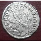 3 гроша Сигизмунд 3 1599 год