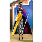 Кукла барби от Мателл_Princess of South Africa Barbie - Барби Принцесса Южной Африки_Новая_!