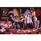 ROLLING STONES, Geriatric Tour Poster 2014
