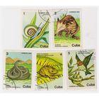 Куба Фауна 1984