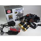 Налобный фонарь Varlontiger MX-006-T6 ZOOM
