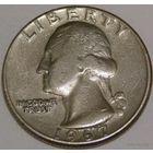 США 25 центов 1967г. распродажа