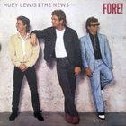 "LP Huey Lewis & The News  ""Fore!"""