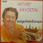 LP Arturo Sandoval  - Songs From Europe (1985)