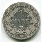 ГЕРМАНИЯ - МАРКА 1882 А