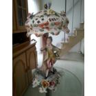 Настольная лампа 20-е годы