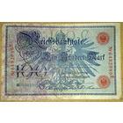 100 марок 1908г