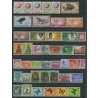Сток коллекция **Индонезия** 113 марок