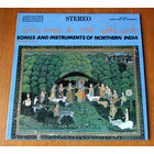 Songs And Instruments Of Northern India (Vinyl)