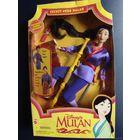 Новая кукла Мулан, Secret Hero Mulan, 1997