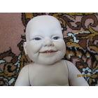 Четыре зубика в улыбке   Кукла Европа 35 см роста