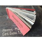 Набор почтовых карточек  Arras  1 Мировая война 20 шт