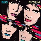 LP Kiss - Asylum (1985)