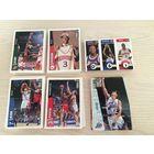 Коллекционные карточки NBA season 1996-1997