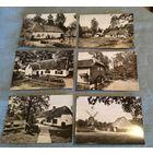 Торги! С 1 уе!Фото Почтовые карточки Музей под открытым небом Бельгия