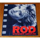"""Rod Stewart """"Camouflage"""" LP, 1984"""