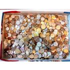 4 кг. 200 грамм монет разных стран мира.