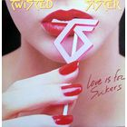 0954. Twisted Sister. Love is for suckers. 1987. Atlantic (SP, NM-) = 19$