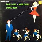 Daryl Hall & John Oates - Family Man / Maneater - SINGLE - 1982