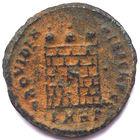 КРИСП (317-326 г.) ГЕРАКЛЕЯ. АЕ ФОЛЛИС.