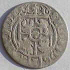 Польша, полторак/ Poltorak (Crown) 1627 года, м.д. Bydgoszcz/ Быгдощ (2-я монета)