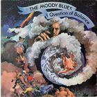 Moody Blues - A Question Of Balance - LP - 1970