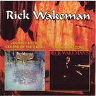 "Rick Wakeman 2 в 1 ""Journey to the centre of the earth"" 1974 г. ""Crriminal records"" 1977 г."
