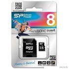 Карта Памяти 8Gb 8 gb microSD class4 + SD адапт. В НАЛИЧИИ!