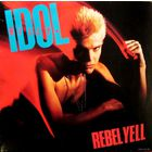 Billy Idol - Rebel Yell - LP - 1983