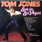 LP Tom Jones - Live In Las Vegas (1969) Lounge, Pop Rock