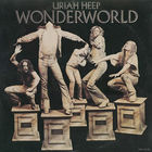 Uriah Heep - Wonderworld - LP - 1974