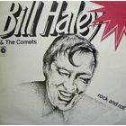 LP Bill Haley & The Comets - Rock And Roll (1986)