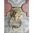 Бронзовая Накладка / Звонок на дверь, Европа.