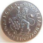 75. Реплика талера 1623 года, серебро*