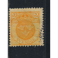 Швеция 1911 Герб Стандарт #65