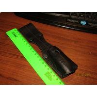 Подвес(жаба) для штык-ножа от К-98.Натуральная кожа.(2)