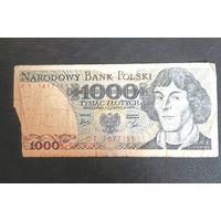 1000 злотых 1979
