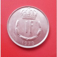 68-25 Люксембург, 1 франк 1979 г.