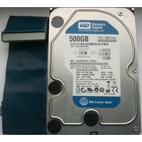 Жёсткий диск Western Digital 500Gb PATA 16MB