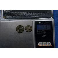 Две монеты Херсонеса