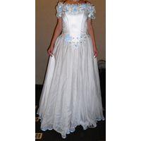 Свадебное платье, платье для фотосессии, для выпуского, наряд невесты, пышное платье.