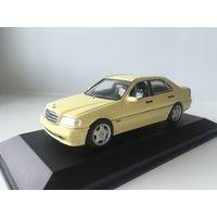 Mercedes c36 AMG 1-43 Minichamps